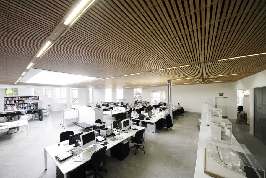 Bread street offices edinburgh for Office design edinburgh