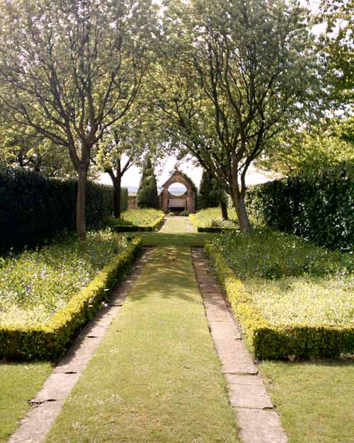 Edwin lutyens house photos greywalls hotel for Garden design east lothian