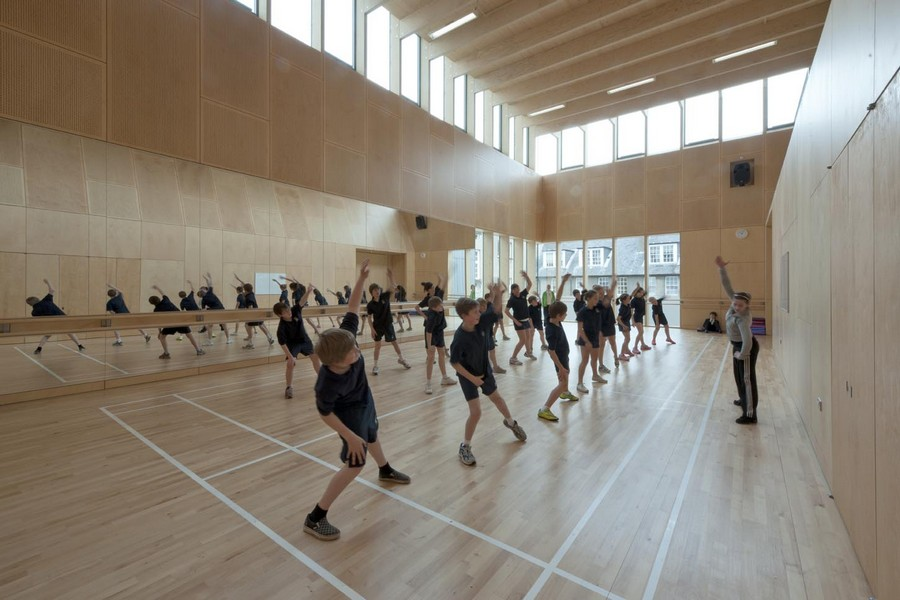 Heriot S Centre For Sport And Exercise