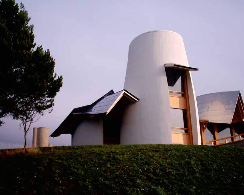 Frank Gehry Al Maggies Center : Edinburgh architecture frank gehry architects building