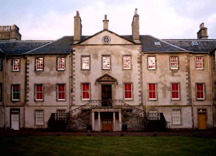 Newhailes House Musselburgh