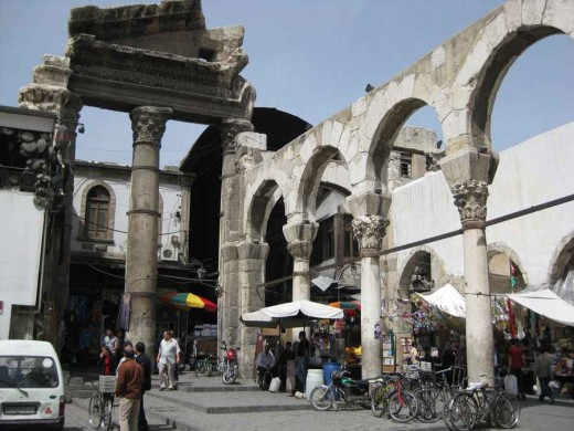 Syrian architecture