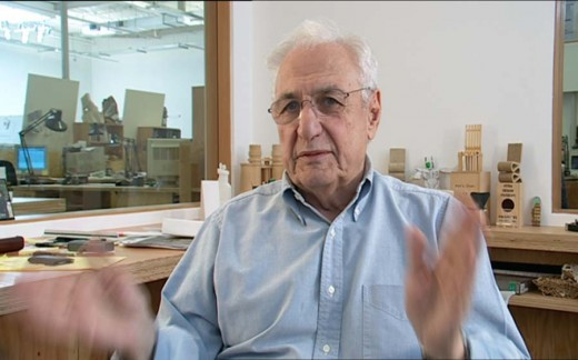 Frank Gehry Architect of Maggie's Dundee