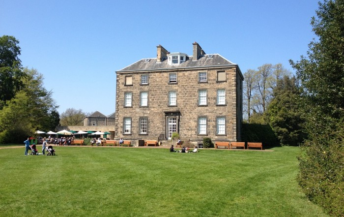 Inverleith House Royal Botanic Gardens Edinburgh building