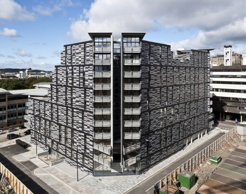 Quartermile Social Housing