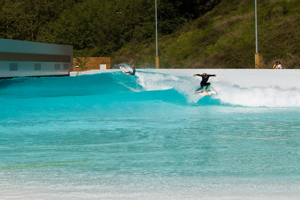 Wavegarden Scotland at Ratho Quarry