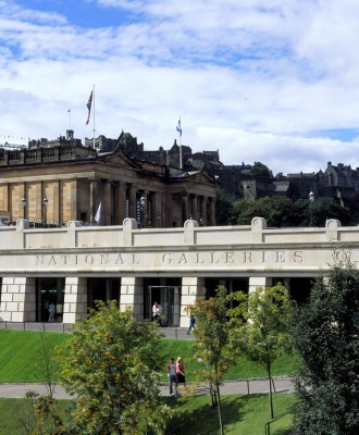 Scottish National Gallery Transformation 1