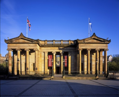 Scottish National Gallery Transformation 2