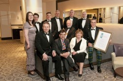 RIAS Scottish Fire and Rescue Service Honoured