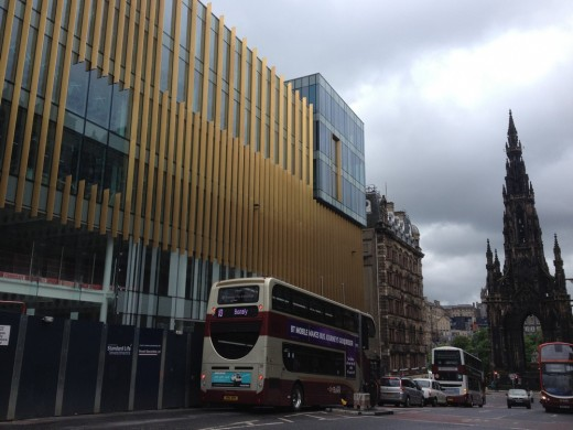 3-8 St Andrew Square Building