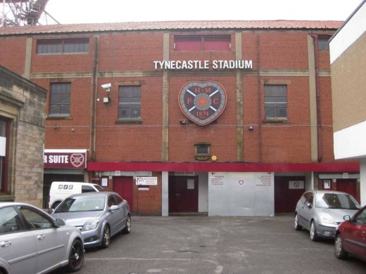 Tynecastle Edinburgh Football Club