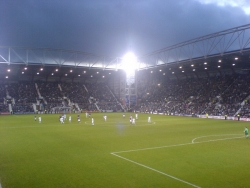 Hearts Stadium, Tynecastle