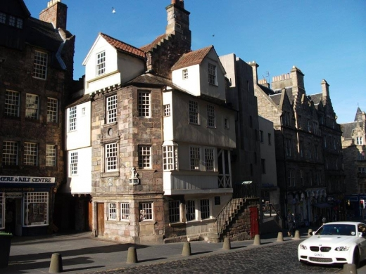 John Knox House Edinburgh
