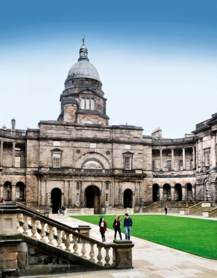 Old College Edinburgh University