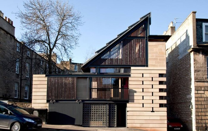 Richard Murphy ‪‎house‬ in ‪‎Edinburgh