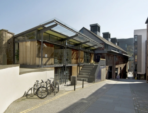 Edinburgh Architecture Events: Talks + Exhibitions