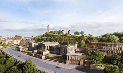 Calton Hill Hotel in Edinburgh