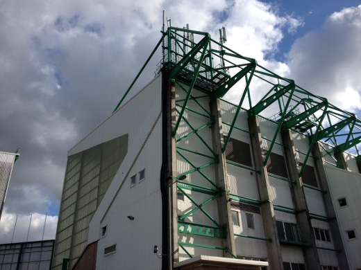 Easter Road Stadium Edinburgh