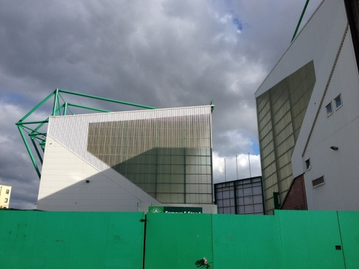 Hibs Stadium Edinburgh