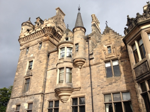 Pollock Halls Edinburgh Accommodation