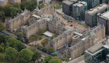 Edinburgh Quartermile Old Surgical Hospital