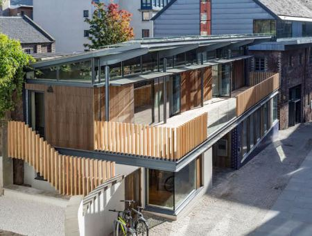 Scottish Poetry Library Extension
