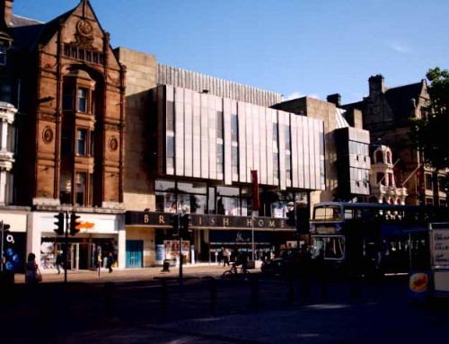 British Homes Stores, Bhs Edinburgh