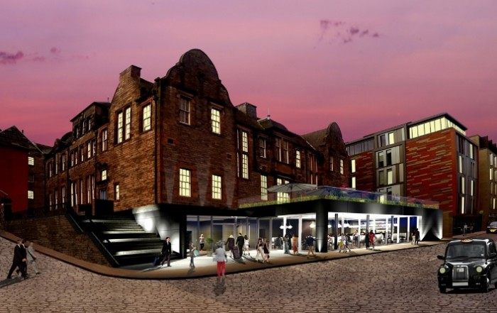 New Waverley Building design