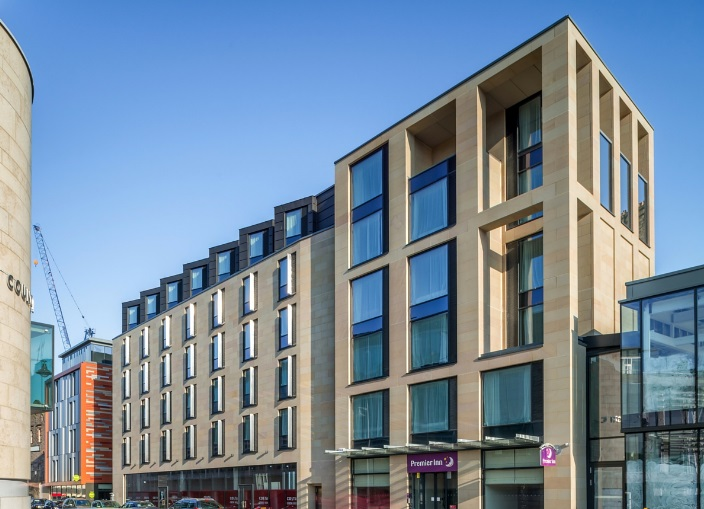 Premier Inn on Market Street