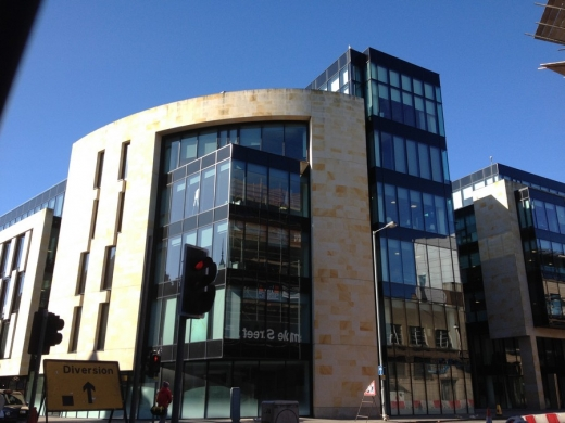 Scottish Widows 2 Edinburgh offices