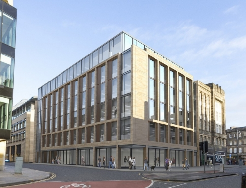 2 Semple Street Edinburgh Development: Offices