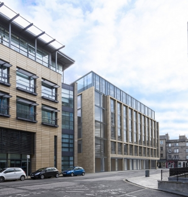 2 semple street edinburgh development offices for Office design edinburgh