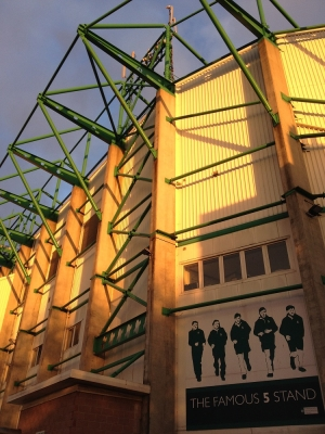 Easter Road Stadium Hibs ground