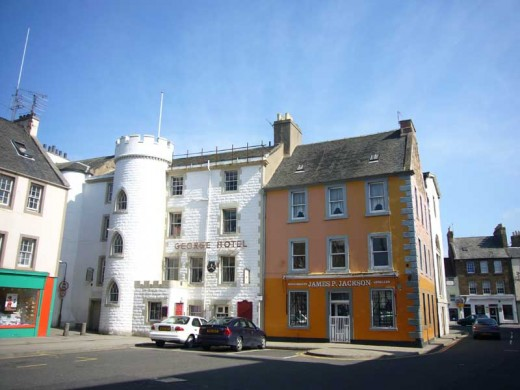 George Hotel in Haddington