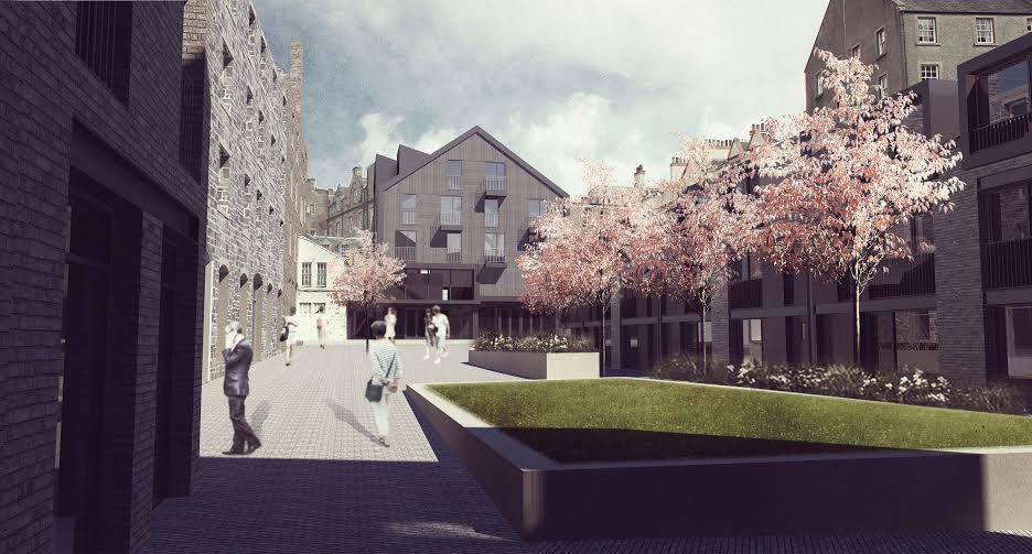 King's Stables Road Development