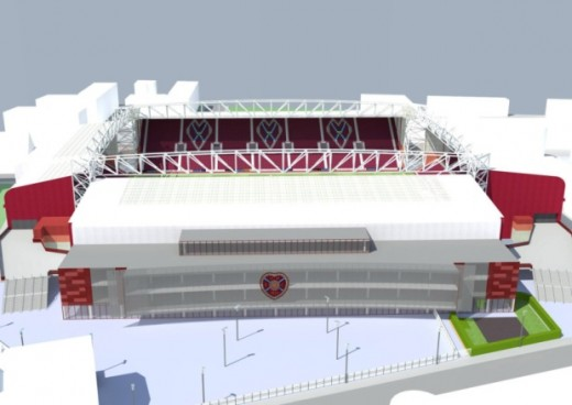 New Hearts Stand
