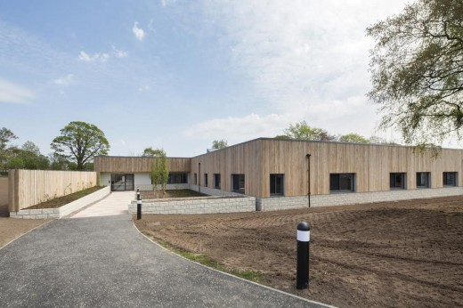 New Hospital Building in Fife