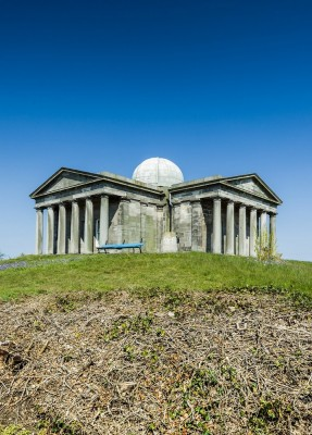 City Observatory Building, Calton Hill