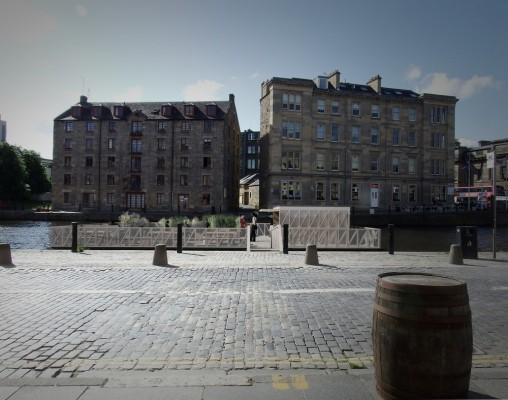 Malt & Hops Pub on The Shore in Leith