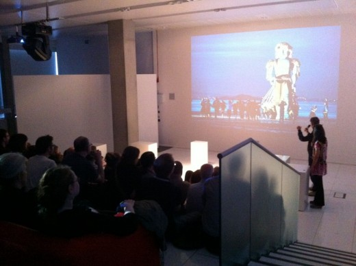 Pecha Kucha Edinburgh event 2016