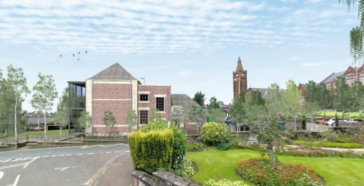 Blairgowrie School Building conversion