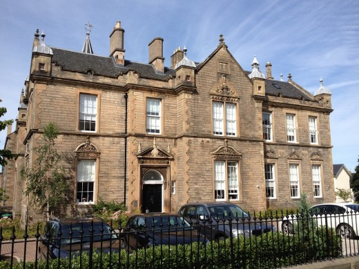Dean Street Stockbridge building