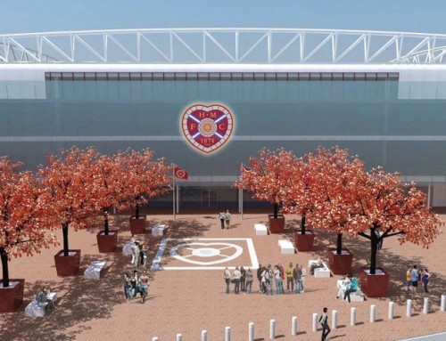 Hearts Stadium Extension, Tynecastle Redevelopment