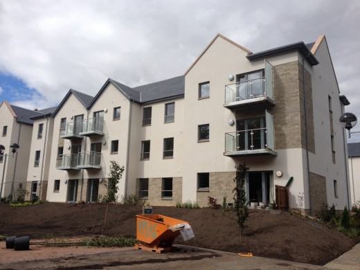 McCarthy & Stone Haddington retirement apartments