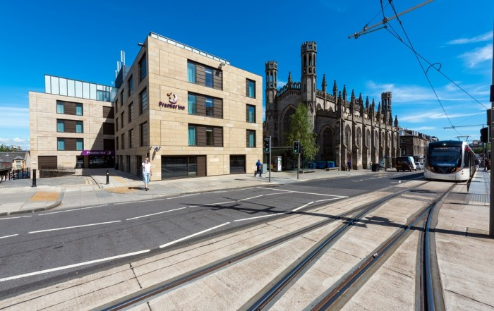 Premier Inn Hotel on York Place
