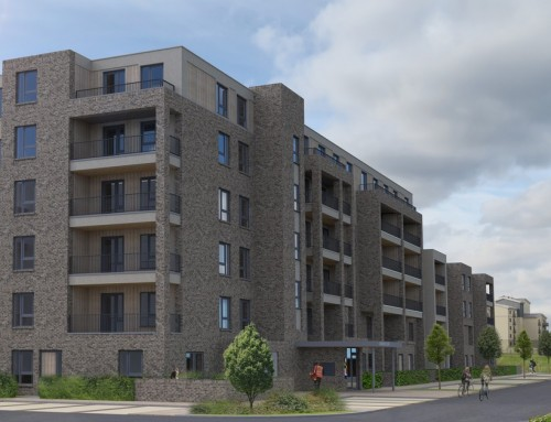 Granton Harbour Residential Development, Edinburgh