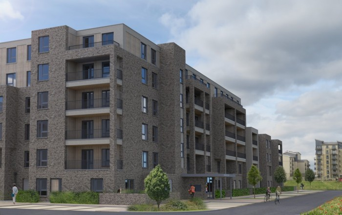 Granton Harbour Residential Development