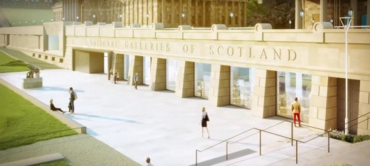 Scottish National Gallery Transformation