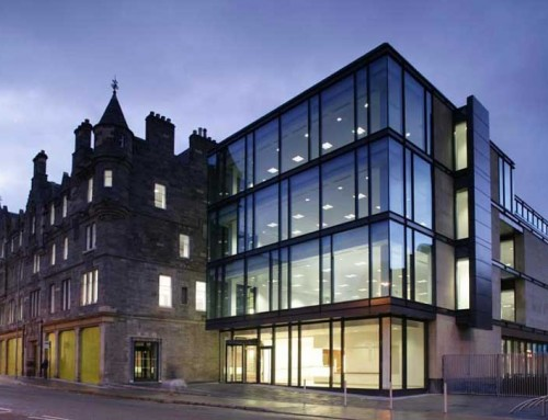 Lochrin Square Offices, Edinburgh Property: