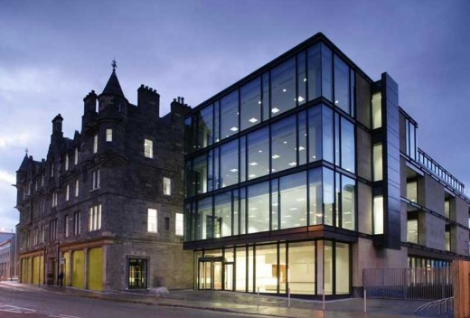 Lochrin Square Offices Edinburgh
